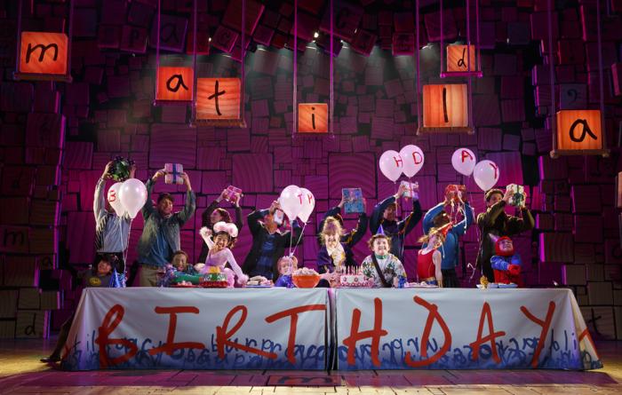 MatildaSam S. Shubert Theatre